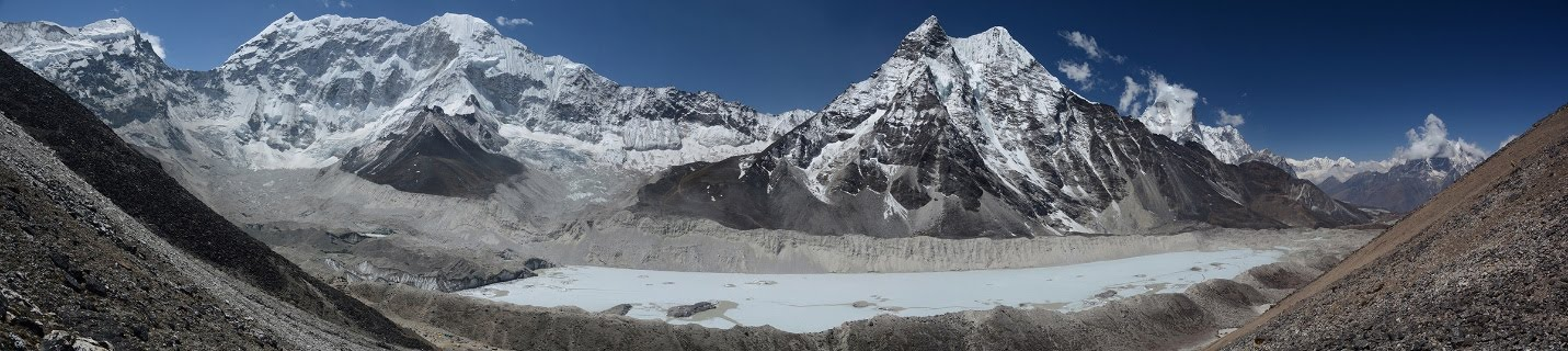 Imja Lake, Mount Everest, Khumbu Region, Himalaya, Nepal