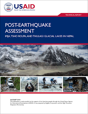 post nepal earthquak assessment report cover